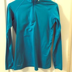 Nike 1/4 zip Dri-Fit